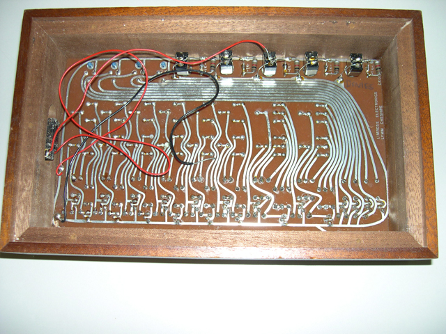 Inside the Compukit 1 Deluxe Model
