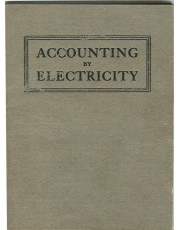 A view of the vintage Accounting by Electricity an important part of computer history