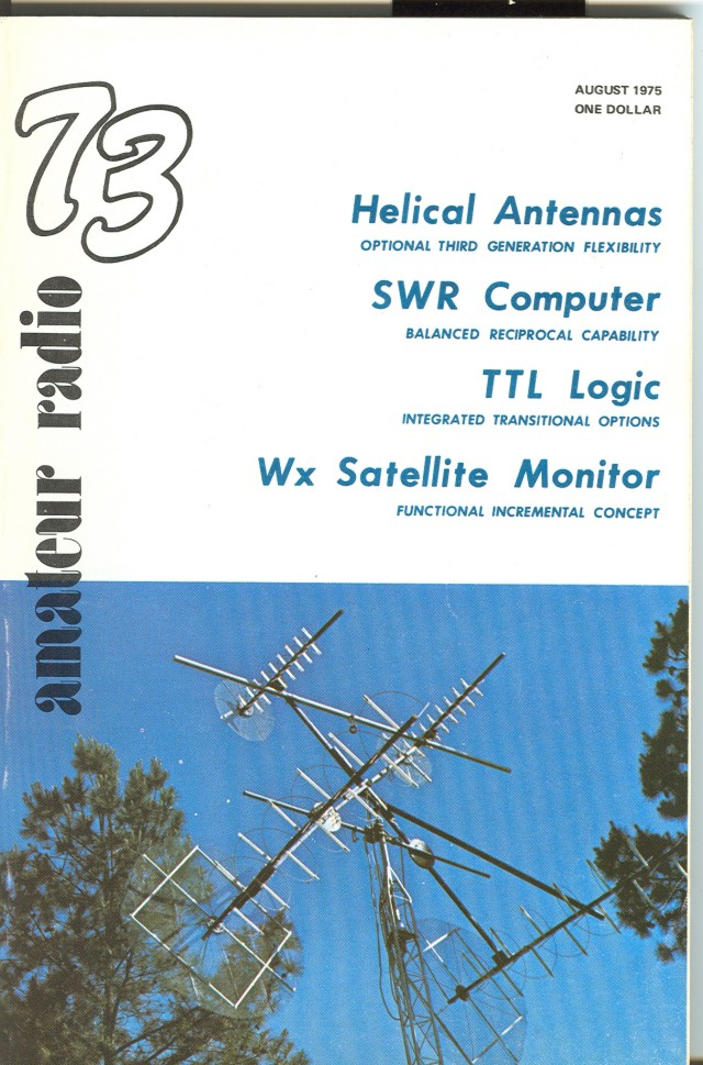 Cover of August 1975 issue.