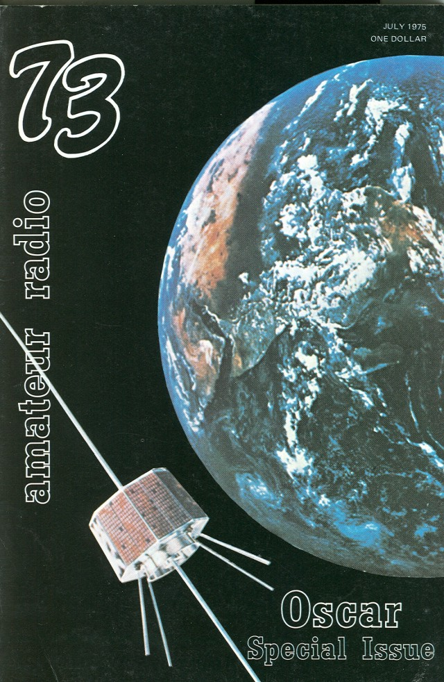 Cover of the July 1974 issue.