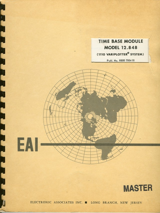Cover of the manual for this module.